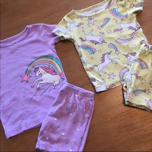 Carter's Unicorn PJs